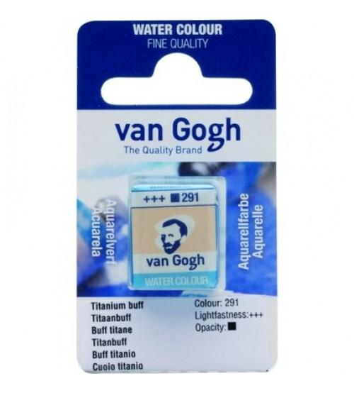 Van Gogh Tablet Sulu Boya Yedeği 291 Titanium Buff
