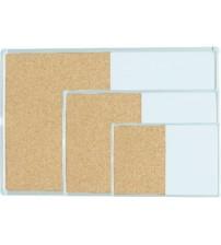 Antyazı Fonksiyonlu Pano Mantar Pano + Yazı Tahtası 60 x 90 cm