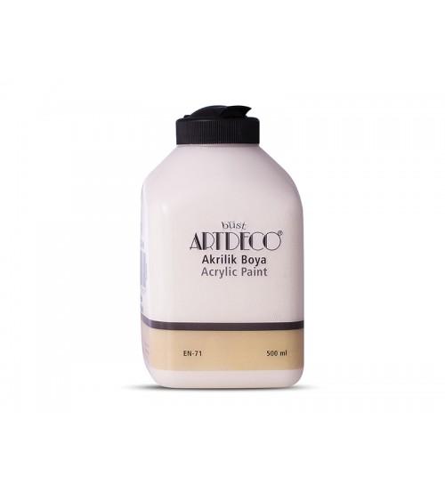 Artdeco Akrilik Boya 500 ml 3646 Krem