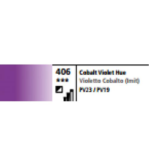 Daler Rowney Georgian 225 ml Yağlı Boya 406 Cobalt Violet Hue