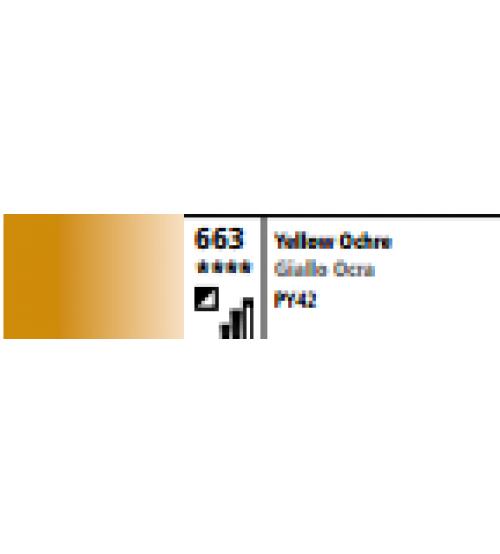 Daler Rowney Georgian 38 ml Yağlı Boya 663 Yellow Ochre