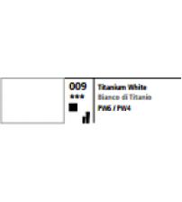 Graduate 200 ml Yağlı Boya 009 Titanium White