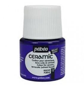 Pebeo Seramik Boyası 12 Purple