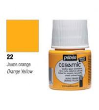 Pebeo Seramik Boyası 22 Orange Yellow