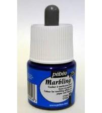 Pebeo Marbling Ebru Boyası 45 ml 05 Cyan