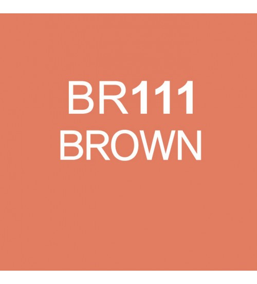 Touch Twin Marker BR111 Brown