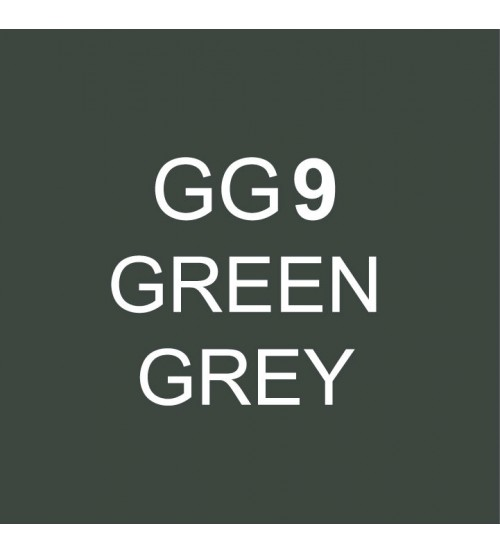 Touch Twin Marker GG9 Green Grey