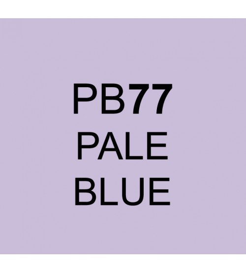 Touch Twin Marker PB77 Pale Blue
