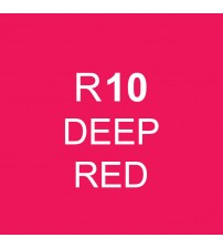 Touch Twin Marker R10 Deep Red