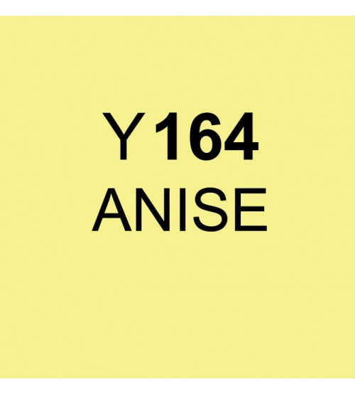 Touch Twin Marker Y164 Anise