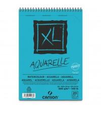 Canson XL Aquarell 300 gr  30 yaprak Suluboya Bloğu A5