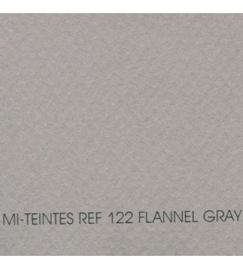 Canson Mi-Teintes 122 Grey Flannel