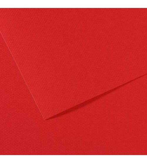 Canson Mi-Teintes 505 Bright Red