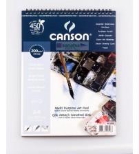 Canson Fineface 200gr A4 20 yaprak