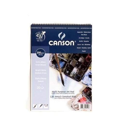 Canson Fineface 200gr A5 20 yaprak