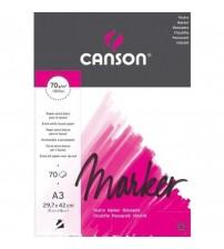 Canson Marker A4 70gr 70 yaprak Pad