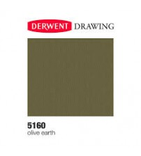 Derwent Drawing 5160 Olive Earth