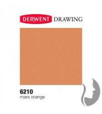 Derwent Drawing 6210 Mars Orange