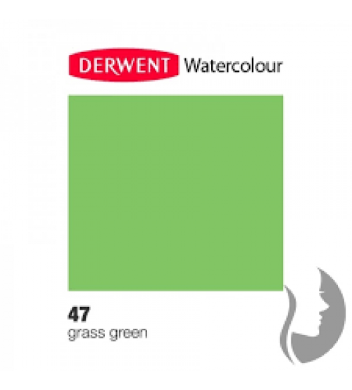Derwent Studio Pencil 47 Grass Green