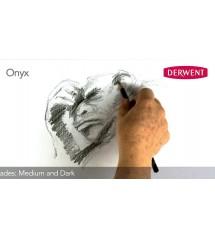 Derwent Onyx Pencil Dark