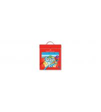 Faber Castell Pastel Boya 36 Renk Plastik Çantalı