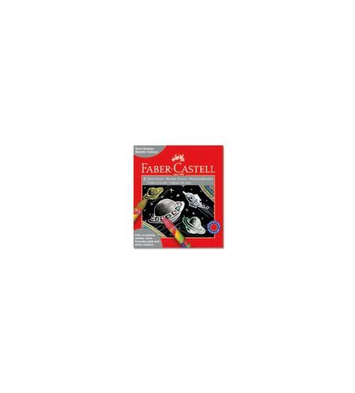 Faber Castell Pastel Boya 6 Renk Simli