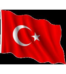 Buket Alpaka Türk Bayrağı 60 x 90 cm