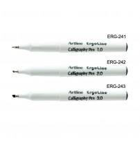 Artline Ergo Line Calligraphy Pen 1,0 mm Siyah