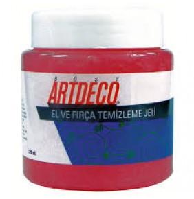 Artdeco El ve Fırça Temizleme Jeli 220 ml