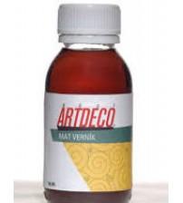 Artdeco Mat Vernik 100 ml Şişe