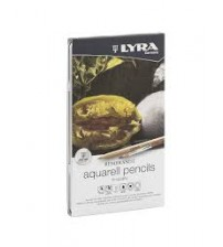 Lyra Rembrandt Aquarell Set 12 li Metal Kutu