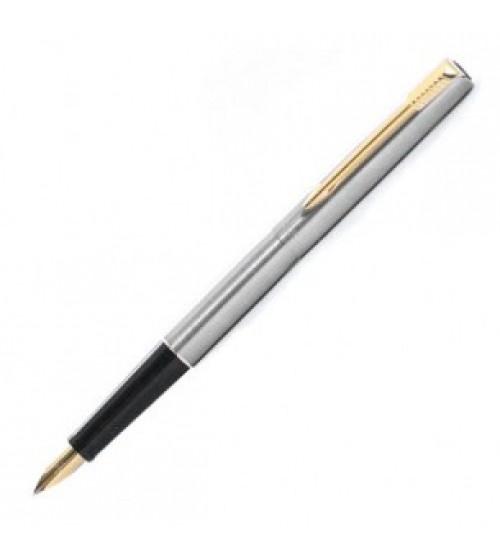 Parker 15 Krom Altın Dolma Kalem