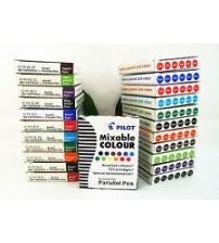 Pilot Parallel Pen Kartuşu 12 renk
