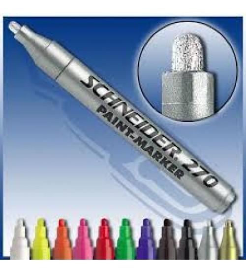 Schneider 270 Paint Marker Gümüş