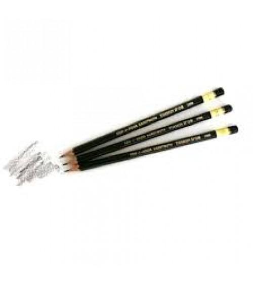 Koh-i-noor Hardmuth Toison D'or Graphite Pencil 1900 4B
