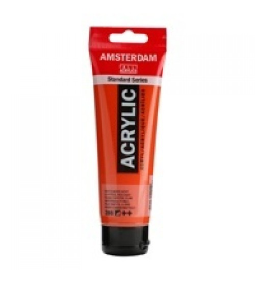 Amsterdam Akrilik Boya 120 ml 398 Naph. Red Light