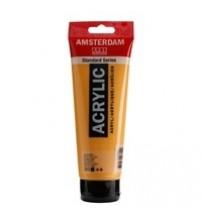 Amsterdam Akrilik Boya 120 ml 253 Gold Yellow