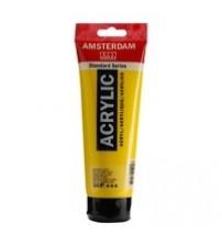 Amsterdam Akrilik Boya 120 ml 268 Azo Yellow Light