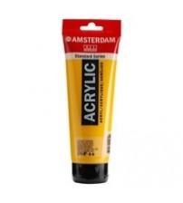 Amsterdam Akrilik Boya 120 ml 270 Azo Yellow Deep