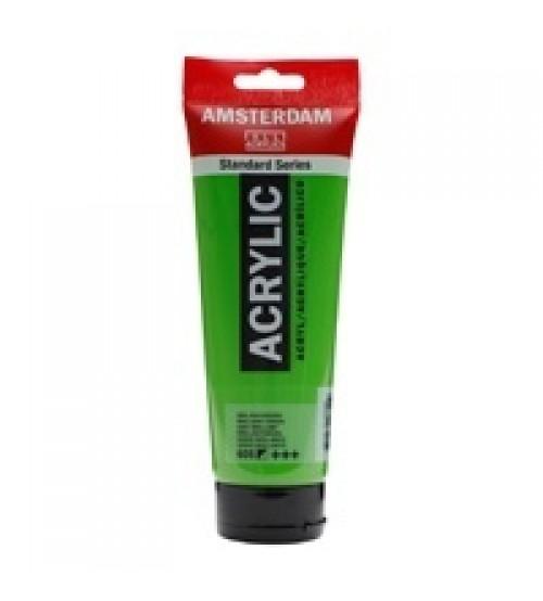 Amsterdam Akrilik Boya 120 ml 605 Brillant Green