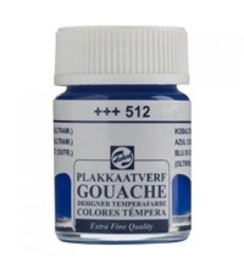 Talens Guaj Boya 512 Cobalt Blue Ultramarine