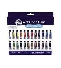 Art Creation Sulu Boya 24 renk