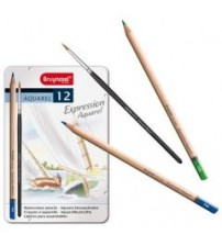 Bruynzeel Expression Aquarell Set 12 li