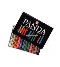 Talens Panda Yağlı Pastel 12 Renk