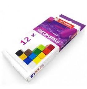 Art Creation Soft Pastel 12 renk