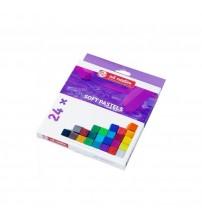 Art Creation Soft Pastel 24 renk