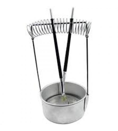 Fırça Yıkama Kabı Alüminyum