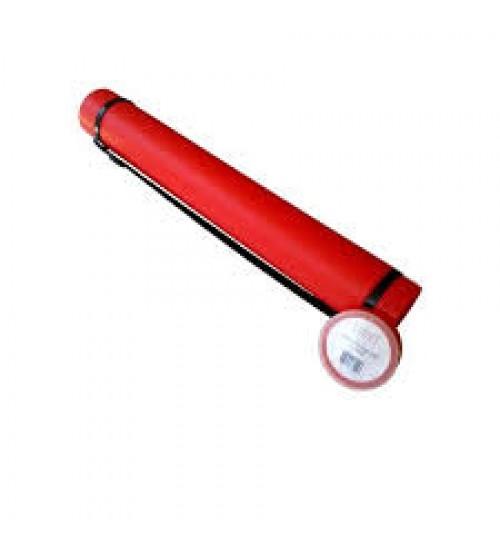 Lutart Proje Tüpü 9 X 60-110 cm Kırmızı