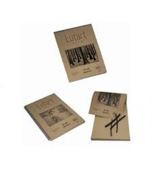 Lutart Kraft Sketch Pad A5